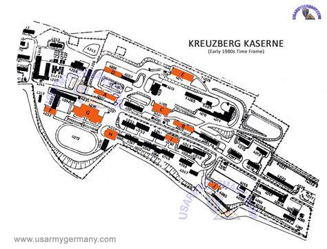 Bar In The Basement by Usareur Installation Maps Kreuzberg Kaserne