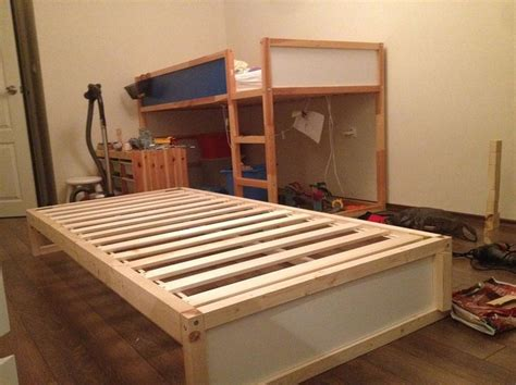 hidden bed ikea best 25 double bunk ideas on pinterest double bunk beds