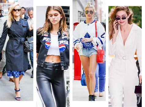 best celeb news new york fashion week spring 2018 best celeb street style
