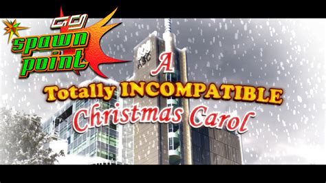 youtube christmas carol 2001 a totally incompatible carol