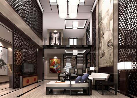 chinese living room wall design and famous ancient painting living room background wall design chinese painting
