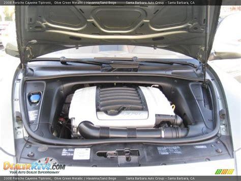 2008 porsche cayenne tiptronic 3 6l dohc 24v dfi v6 engine