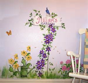 painted wall murals childrens painted wall murals cathie s murals