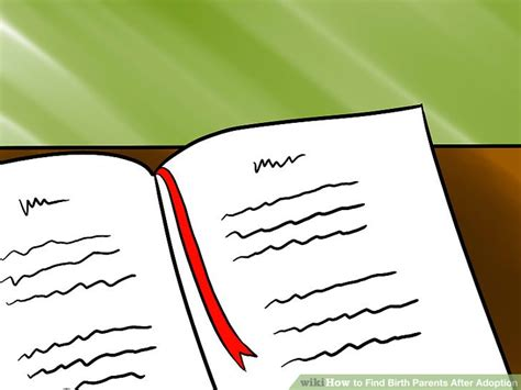 How To Find Birth Records With Only Mothers Name How To Find Birth Parents After Adoption With Pictures Wikihow