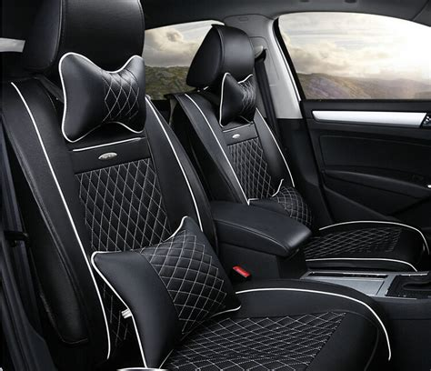 Comfortable Car Seat Cushions High Quality Full Set Car Seat Covers For Mercedes Benz