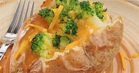 membuat kentang goreng keju resep membuat kentang panggang keju brokoli special