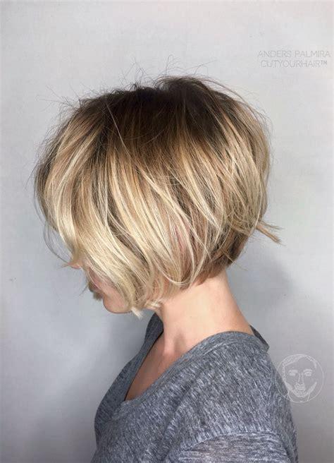 diy shag haircut aveda wavy long blonde bob short hair beach wave medium