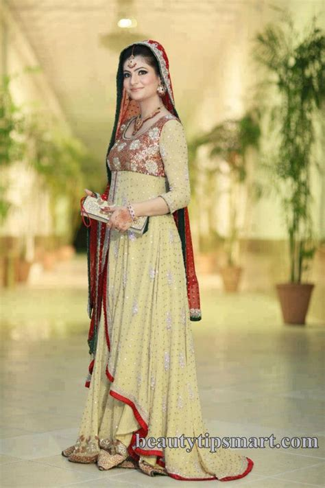 latest pakistani bridal dresses trends 2017