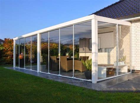 verande in alluminio e vetro stunning vetri per verande design di idee with veranda vetro
