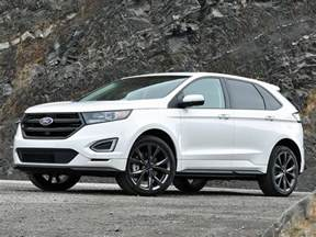 ratings and review 2016 ford edge ny daily news