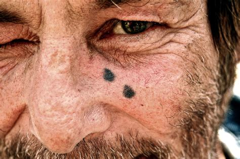 meaning of teardrop tattoos collection of 25 teardrop