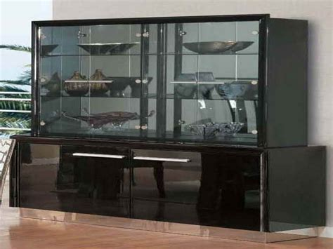 furniture modern china cabinet for interior decor