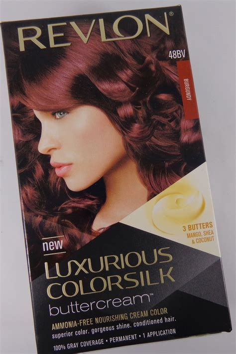 revlon luxurious colorsilk buttercream haircolor review revlon luxurious colorsilk my highest self