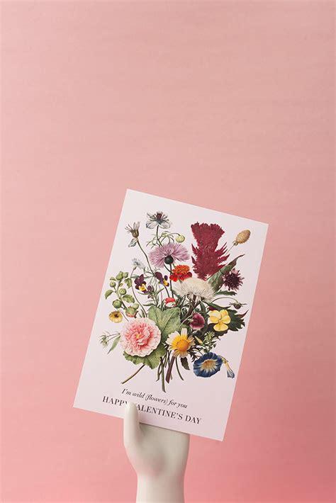 printable valentine flowers language of flowers printable valentines