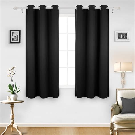 window blackout curtains beautiful deconovo window curtains ease bedding with style