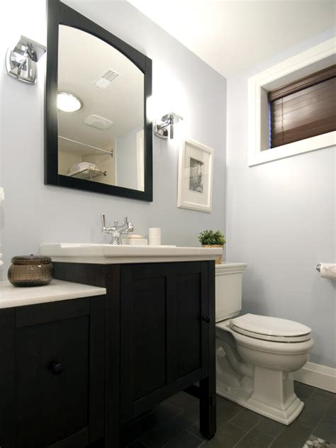 bathroom idea 20 small bathroom before and afters hgtv