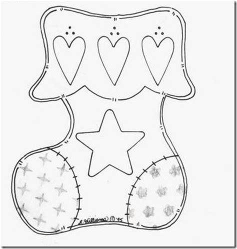 moldes para imprimir de navidad manualidades bota de navidad en goma eva colorear