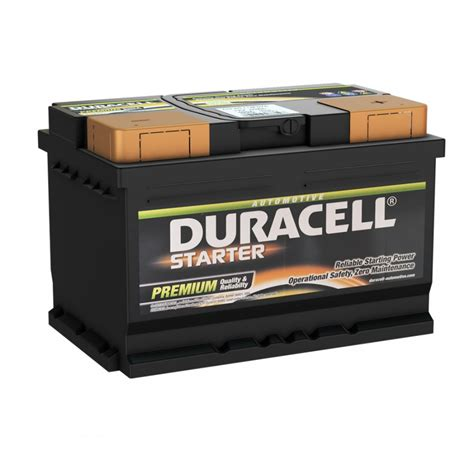 Duracell 615 battery l Duracell Car Battery l TYRES & MORE®