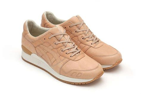 Asics Gel Lyte Iii Vegetable asics tiger gel lyte iii vegetable tanned leather
