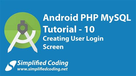 tutorial php mysql login android mysql database tutorial 1 creating youtube autos