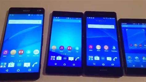 Hp Sony Xperia Z3 Ultra sony xperia c5 ultra on vs z3 z3 compact and z3v