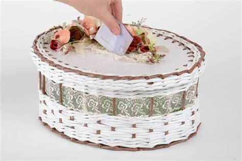 Hochzeitsgeschenk Deko by Madeheart Gt Hochzeit Geldbox Accessoires Hochzeit