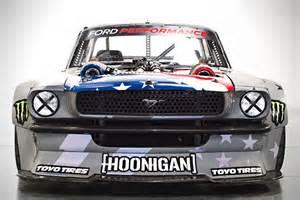 ken blocks new car ken block s 1965 ford mustang hoonicorn rtr v2 hiconsumption