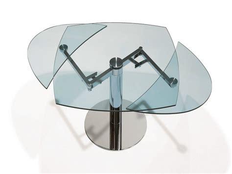 tavolo ovale allungabile vetro titan tavolo ovale by draenert design georg appeltshauser
