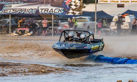 jet boat racing keith huge crowd turns out for the return of jet boat racing to