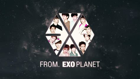 wallpaper exo for laptop exo k pop wallpapers wallpaper cave