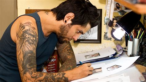 tattoo artists how to practice tattooing artist
