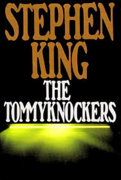 the tommyknockers stephen king first editions how to recognize one letterpile