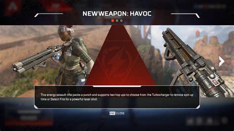 apex legends  gun havoc   polygon