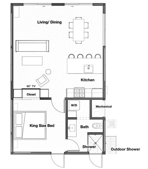 house plans with casitas casita floor plan floor plans mayacama casitas timbers collection casita floor plans