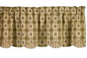 Lodge Themed Curtains Curtain Kitchen Lodge Curtain Design