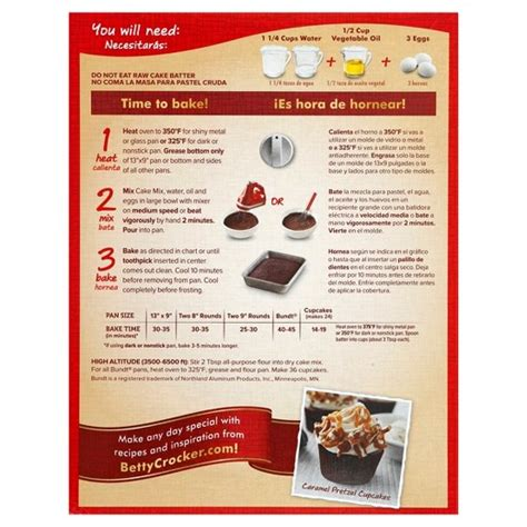 16 Ingredients And Directions Of Chocolate Polenta Cake Receipt by Betty Crocker Supermoist German Chocolate Cake Mix Target