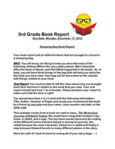 Book Report For 3rd Grade Sle by Free Book Report Printable Great For Lower Primary Grades It Also Could Be A Idea For A