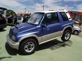 Suzuki Vitara Soft Top Roof Masina Service Piese Top Suzuki Vitara
