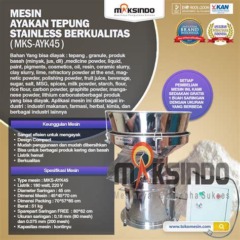 Saringan Minyak Serbaguba Stainless Steeldiameter 14cm mesin ayakan tepung stainless berkualitas agrowindo agrowindo