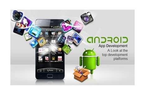 best android development environment top 5 android development platforms