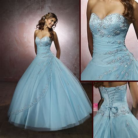 hochzeitskleid hellblau china light blue prom party dress rs 117 china prom