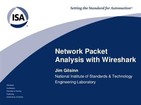 wireshark tutorial slideshare network packet analysis with wireshark