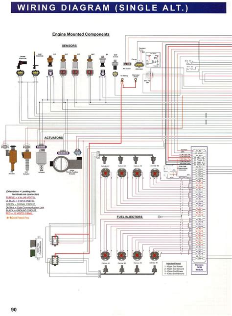 powerstroke wiring diagram google search work crap pinterest ford  ford excursion