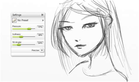 sketching software drawing in artrage sketching and inking artrage