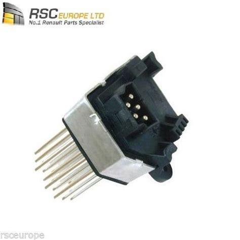 e46 heater resistor new heater resistor rheostat bmw e46 e83 stage hedgehog type 64116923204