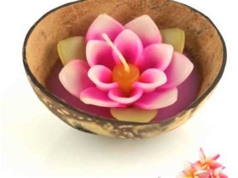 candele artigianali candele artigianali a forma di fiore