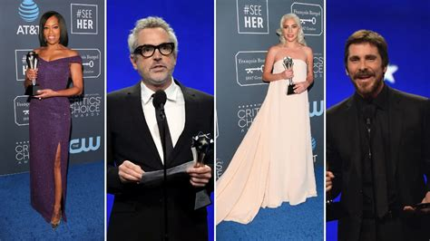 Critics Choice Awards 2019 Vea La Lista Completa De Ganadores Generaccion Estos Los Ganadores De Los Critics Choice Awards 2019