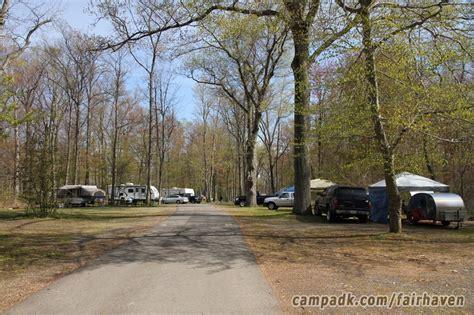 Fair State Park Cabins by Fair Csite Photo Database