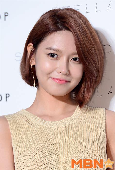 snsd sunny new hair 2015 snsd sooyoung has short hair again gg comingsoon