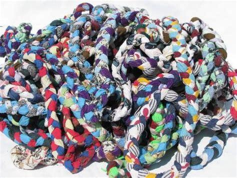 rag rug fabric strips braided fabric strips rag yardage for handmade braid rag rug